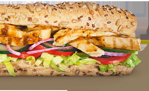 Subway Sandwiche