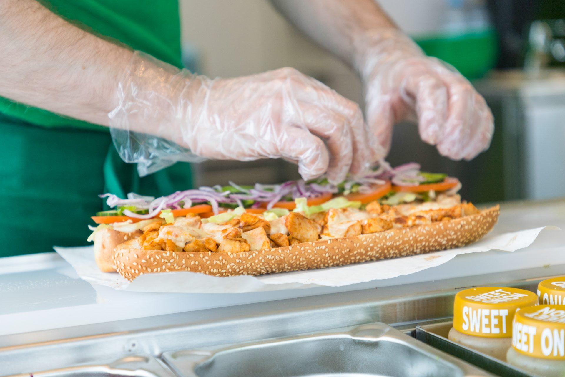 Altijd op de hoogte van de laatste foodtrends met Subway sandwiches