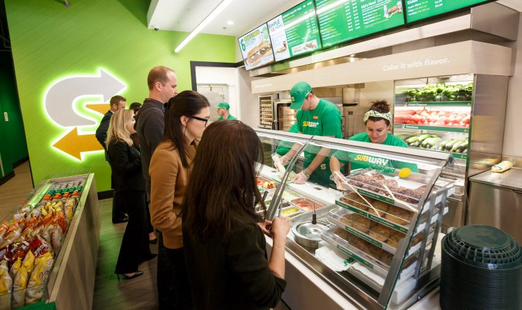 Subway franchisenemers Bart and Marissa Deschynkel – een dream team!