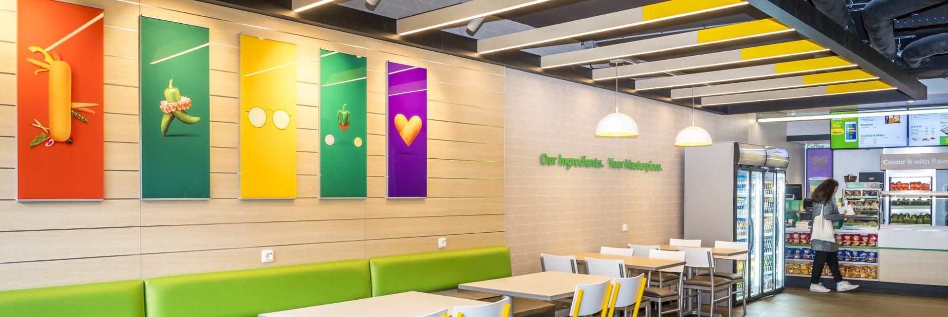 Subway zoekt 20 franchisenemers voor 2020