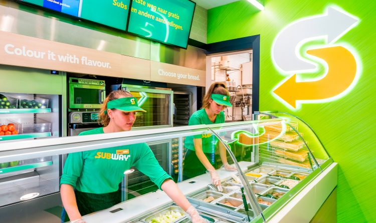 Subway zoekt franchisenemers in Amersfoort!